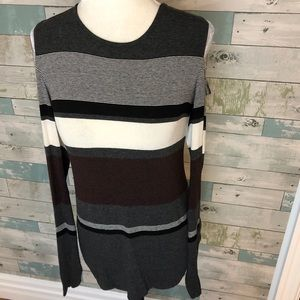 Bailey44 cold shoulder top size small